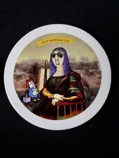 "Hallmark Maxine "" Hissin"" And Moanin' Lisa "" Plate - Beautiful"