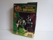 BAN DAI POWER RANGER KARATE ACTION ZACK FIGURE  1994 MINT BOXED (AM240)