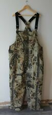 Cabela's Real Tree Bib Overall Snow Pants Men's Size 2XL Camoflage