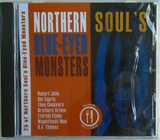 NORTHERN SOUL'S BLUE EYED MONSTERS - CD - Brand New