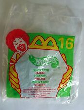1999 #16 Hot Wheels Innovator Vehicle McDonald's Happy Meal Toy Nip
