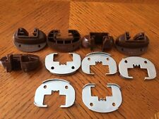 5 x Kenlin Rite-Trak II Drawer Guide Glide 168, Metal, also Wx, with USPS track