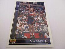 Carte NBA UPPER DECK 1993-94 FR #52 Danny Ainge Phoenix Suns