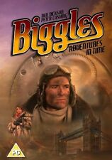 Biggles Adventures in Time (1985) Region 4 New DVD