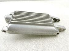 Finned Alloy Oil Sump Cover Vintage Mustang Scooter 237