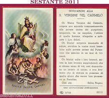 63 SANTINO MADONNA DEL CARMINE EL 2/231