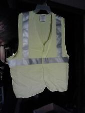 Vest, Lakeland Reflective Safety Fire and Arc Resistant, V-8A-C2-L-X Class 2, XL