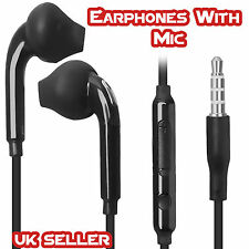 Earphones Headphones Handsfree Earbud Galaxy S5 S6 S7 Edge Note 2 3 4 NOTE 5 UK