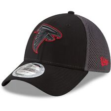 NFL NEW ERA ATLANTA FALCONS REFLECTIVE MEN S MEDIUM LARGE STRETCH FIT HAT 8f3f81890