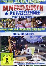 DVD NEU/OVP - Almenrausch & Pulverschnee - Folge 3 & 4 - Ottfried Fischer