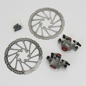 Avid BB7 MTN Mechanical Disc Brake Calipers, 160mm Rotors