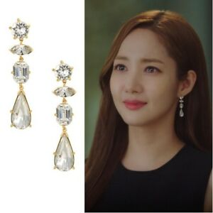 Trois rois TA0218 EARRINGS Whats wrong with secretary kim The Beauty Inside JTBC