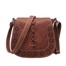 Women's Handbag Shoulder Bag Leather Messenger Hobo Bag Satchel Purse Tote Lot