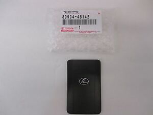 LEXUS OEM FACTORY CREDIT CARD WALLET SMART KEY 2010-2015 CT200H