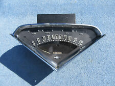1955 1956 1957 1958 1959 Chevy Truck Dash Cluster Gauges Speedometer
