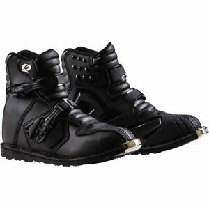 O'Neal Racing Rider Shorty Boots - Black, All Sizes