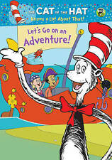 The Cat in the Hat Knows a Lot About That: Lets Go on an Adventure (DVD, 2014)