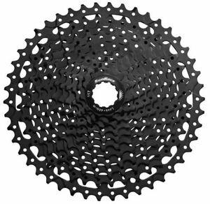 Sunrace CS-MS8 11-Speed 11-42T Wide Range bicycle MTB bike Cassette Black