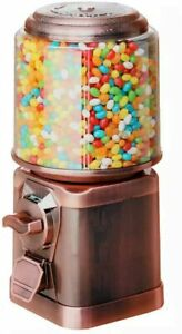 Rustic Copper Retro Commercial Grade 20p Coin Operated Sweet / Candy Machine