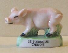 Fève Le Zodiaque Chinois - 2003 - Le Cochon