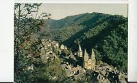 BF21880 conques en rouergue aveyron view generale  france  front/back image
