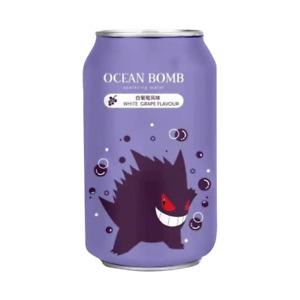 Ocean Bomb Pokemon Gengar White Grape