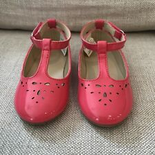 Gymboree Baby Toddler Girl Pink Mary Janes Dress Shoes Size 6
