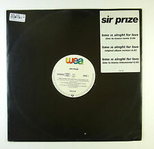 """12"""" MAXI-Sir Prize-Time Is Alright For Love-b3793-Slavati & cleaned"""