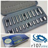"Blue Point 22pc 1/4"" AF Imperial Socket Set, Incl. VAT. As sold by Snap On."