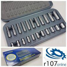 "Blue Point 22pc 1/4"" AF Imperial Socket Set, Incl. VAT. As sold by Snap On."