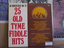 25 OLD TYME FIDDLE HITS - LP FH2 ARC CANADA