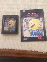 Atari 2600 Game Pac Man with Manual SEARS Atari 2600 Game System Tested Working