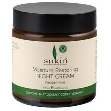 Sukin Moisture Restoring Night Cream Jar 120ml