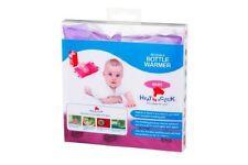 El calor en un clic Instantáneo Reutilizable Bebé Biberones Y Bolsa De Calor Pad cuidado del bebé