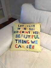 BN Beautiful Things Plush Cushions