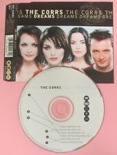 CD Singolo THE CORRS DREAMS 1998 ATLANTIC 7567-84098-2 no mc lp vhs dvd (S32)