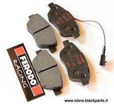 Pastiglie freni FERODO RACING Fiat 500 100 Hp e Grande Punto FCP1466H