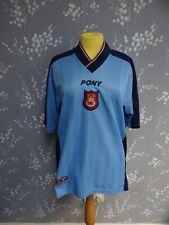 West Ham United - Official Vintage Away Shirt (M) 1997/98 - Very Good Condition