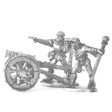 Light Gun and Crew 28mm Unpainted Wargames