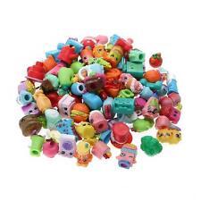 100Pcs/lot Fruit Shop Family Figures 1 2 3 4 5 6 7 Seasons Kid Playing Child Toy