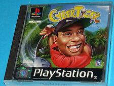 Cyber Tiger - Sony Playstation - PS1 PSX - PAL