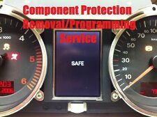 Audi A6 S6 RS6 Q7 Instrument Cluster Component Protection Programming Service