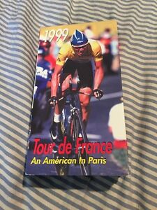 World Cycling Productions VHS Video 1999 Tour De France