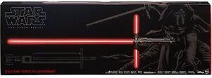 Star Wars B3925EU4 - Star Wars-Black Series, Spada Elettronica Cattivi