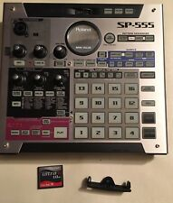 Roland SP-555 Dr. Sample SP555 Sampler Lofi Beats SP 555 404 404SX 1G CF card