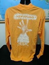 New listing Vtg 1988 Gotcha Mens T-Shirt sz L Orange Long Sleeve Skate Surf Usa 80s 90s Nos