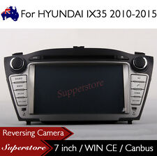 "7"" Car DVD Nav GPS Stereo Head Unit For HYUNDAI IX35 2010-2015 model"