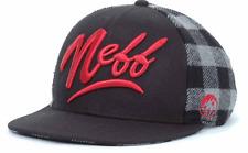 Neff Brawney Black & Gray Tie Dye Snapback Cap Hat $30