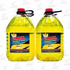 Wash & Wax Soap/Dr. Mecanico DMX Xtreme Wash & Wax (4 Gallons)