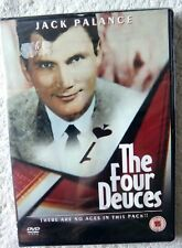 45107 DVD - The Four Deuces [NEW / SEALED]  1975  GMVS 1270